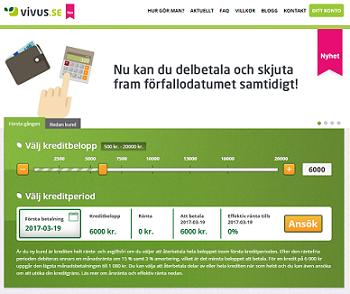 sms lån delbetalning